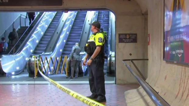 After Escalator Death, Metro Urges Safety Precautions
