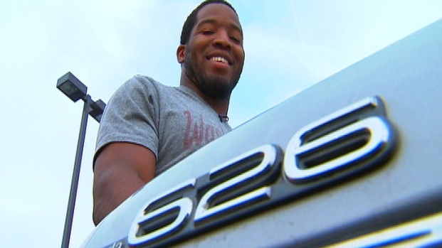 "[DC] Take a Ride in Alfred Morris's ""Bentley"""