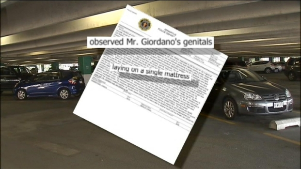 "[DC] Police: Giordano Found ""Nude"" in Annapolis"