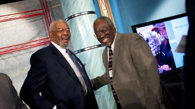 NBC4 Black History Month Reception