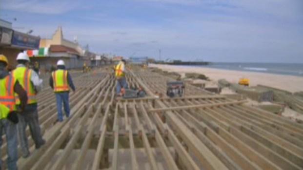 [PHI] Seaside Heights Rebuilds Boardwalk