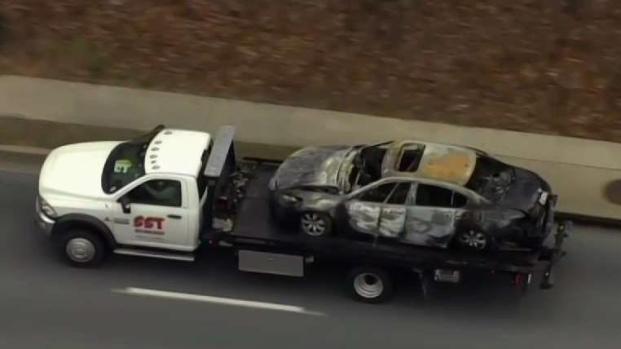 [DC] Body Found in Burned Car Near Middle School