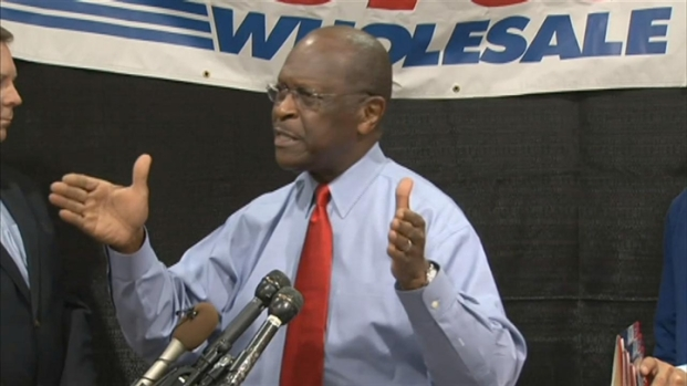 [DC] Cain Takes on Occupy Wall Street Protesters