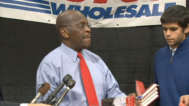[DC] Cain's Message to Sarah Palin Supporters