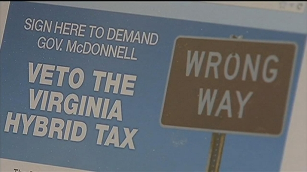 [DC] Hybrid Tax Petition Gaining Steam With Northern Virginia Drivers