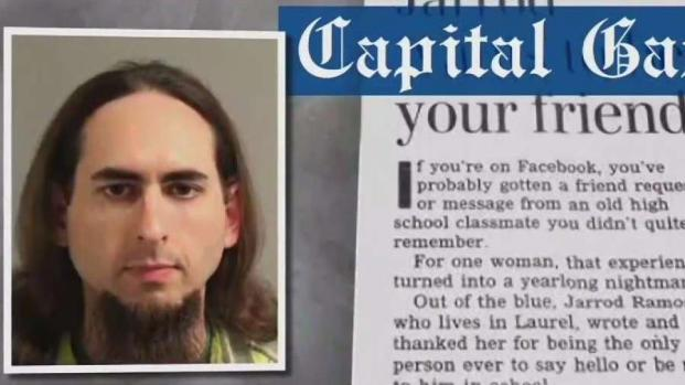 [DC] Capital Gazette Shooting Suspect Had History of Threats