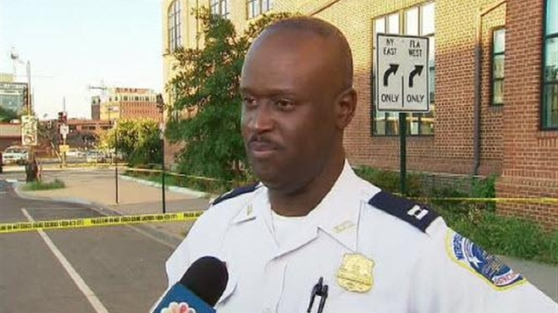 [DC] RAW Video: Police Talk About Fatal Motorcycle Accident