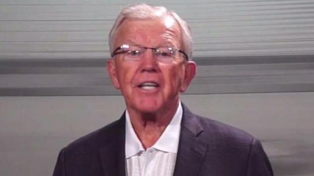 Celebrating the Life of Jim Vance: Joe Gibbs