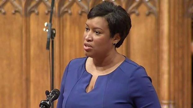 Celebrating the Life of Jim Vance: Mayor Muriel Bowser