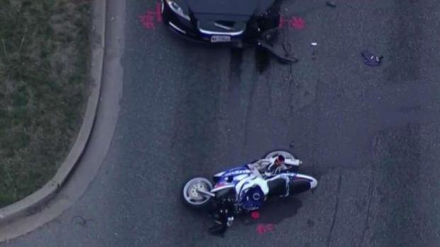 [DC] DC Police Officer Killed in Crash