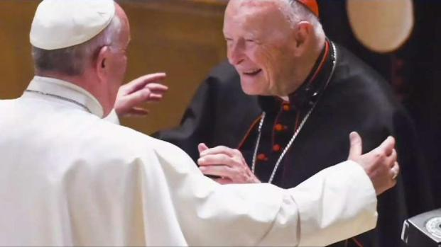 [DC] DC Reacts to News of McCarrick's Resignation