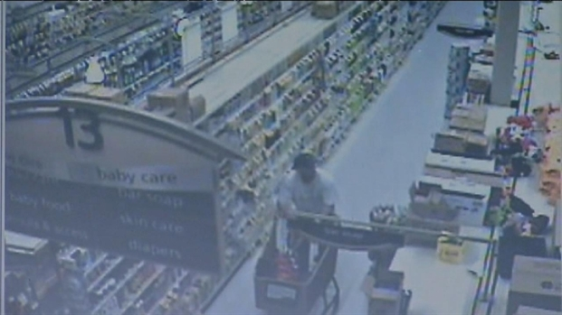"[DC] Shoplifters ""Clean Up"" at Local Stores"