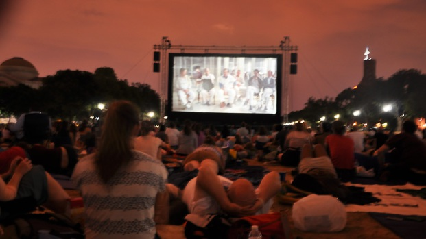 Your Outdoor Summer Movie Rundown 2012