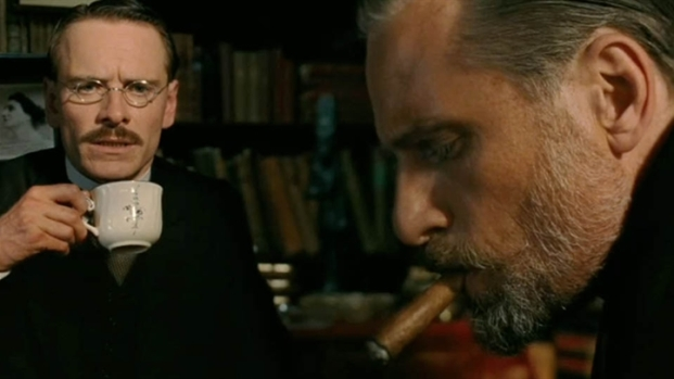 "[NY] ""A Dangerous Method"" Trailer"