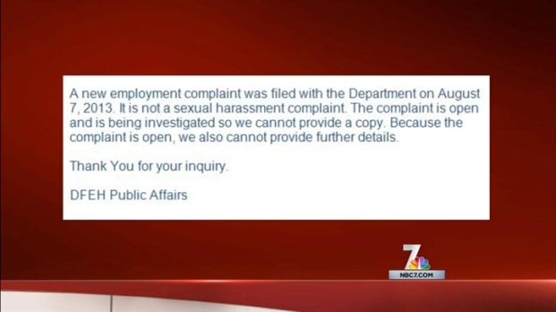 [DGO] New Complaint Lodged Against Filner
