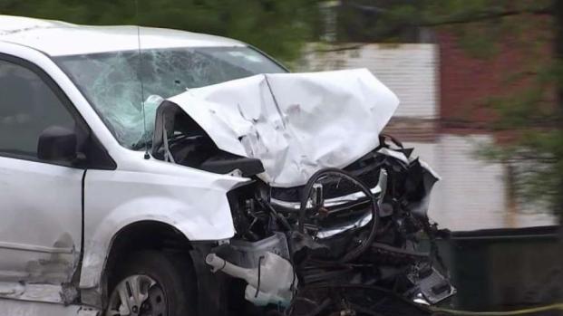 [DC] Driver in Stolen Van Accused of Killing Bicyclist