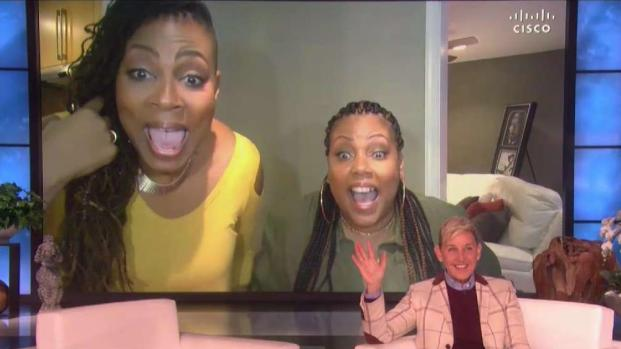 Ellen Surprises Maryland's 'Furlough Cheesecake' Sisters