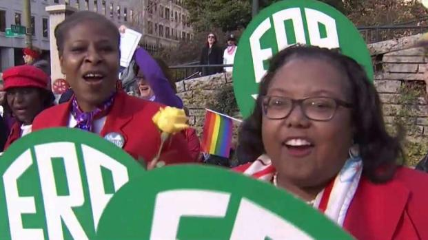 Equal Rights Amendment Gets Boost in Virginia