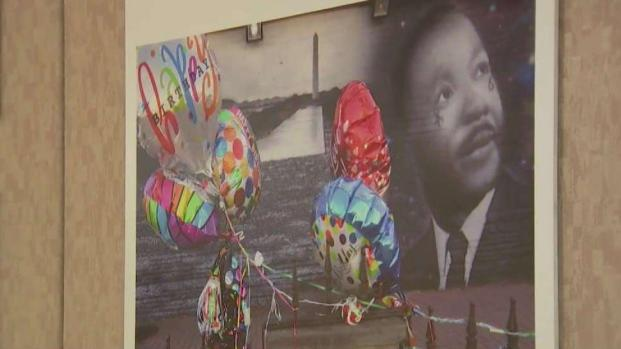 Exhibit Displays Emotional Toll of Decades of Violence in DC