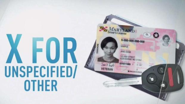 [DC] Maryland Family Fights for 'X' Drivers License Option