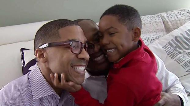 DC Dads to Officially Adopt Their 5-Year-Old Son