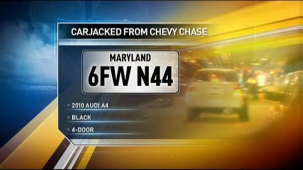 [DC] Possible Carjacking Spree in Montgomery County