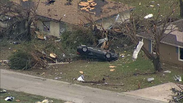 [DFW] Tornado Count Stands at 13