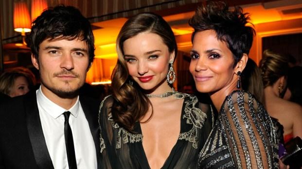 [AP] Stars Hit Vanity Fair Oscar Party