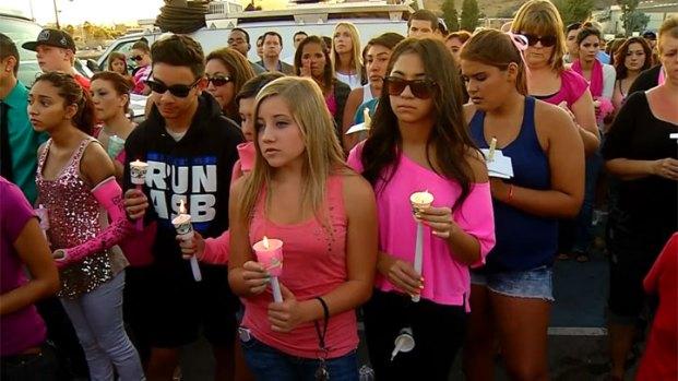 [DGO] Vigil Held for Missing Lakeside Teen