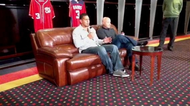 [DC] Wilson Ramos' Message to Fans
