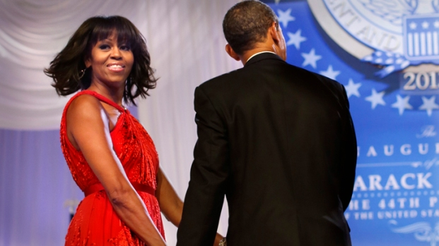 [NATL] 50 Years of First Lady Inaugural Fashion