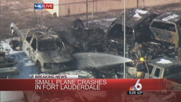 [MI] Fort Lauderdale Mayor Jack Seiler Says Plane Crash Is a Tragedy for the City