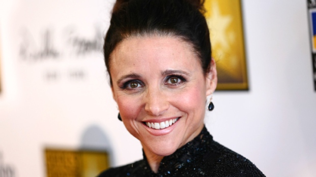 "[NBCAH] Julia Louis-Dreyfus Talks Her French Accent in ""Planes"""