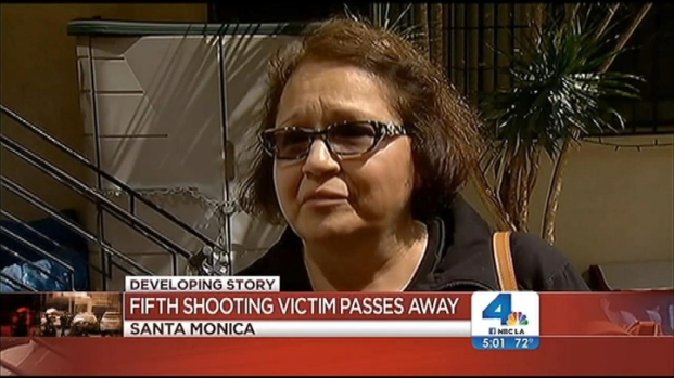 [LA] Father, Daughter Among Those Killed in Santa Monica Rampage