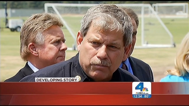 [LA] Noon Update: Fire Official Discuss Simi Valley Fireworks Explosion