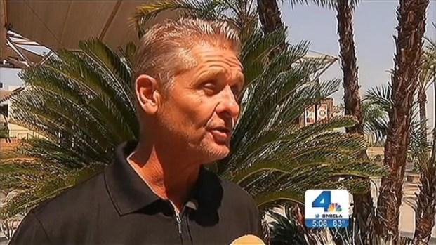 [LA] FBI Agents Track Down LAX Threat Suspect in Riverside