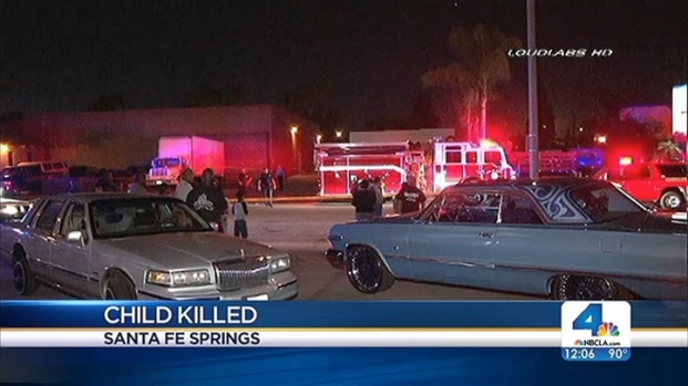 Girl Struck by Car, Killed in Santa Fe Springs