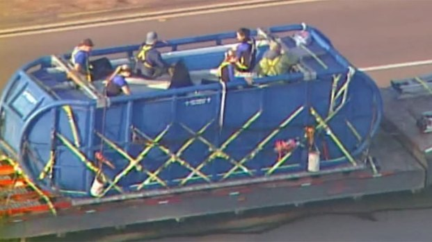 [DGO] Moving a Whale to San Diego