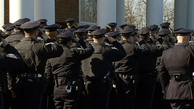 [DC] Fallen Officer Honored in Woodbridge