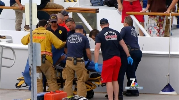 [DGO] Man, Sons Saved in Daring Sea Rescue