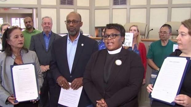 Va. Councilman Accused of Defacing Memorial Proclamation