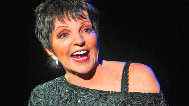 "[NATL] Liza Minnelli Guest Stars on ""Smash"""