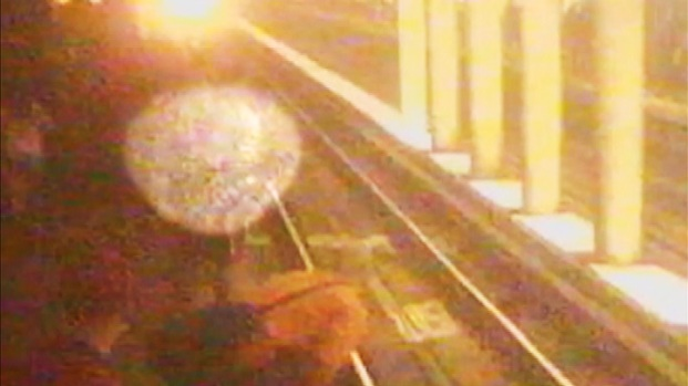 [DC] RAW VIDEO: Man Rescued From Metro Tracks