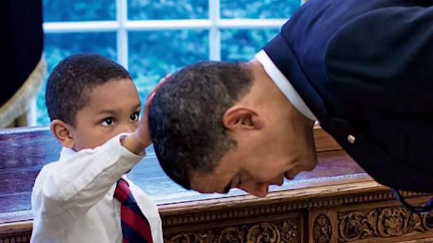 [NATL-DC] Man Behind the Lens: Pete Souza Speaks on Iconic Obama Photos