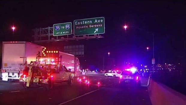 [DC] Man Found Shot on I-295 Dies