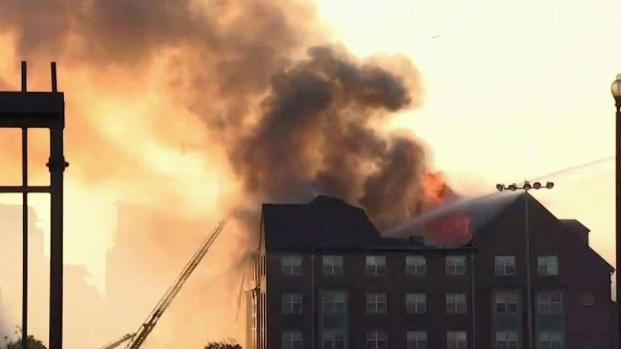 Man, 74, Found Trapped in DC Apartment 5 Days After Fire