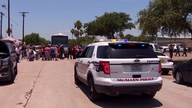 [NATL-DFW] Rio Grande Valley Becomes Hot Spot in Immigration Battle