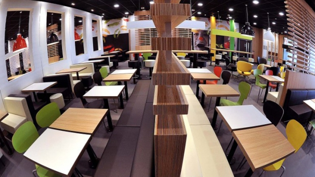World's Largest McDonald's Debuts in London