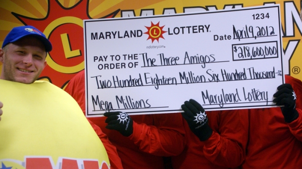 [DC] Mega Millions Winners Come Forward