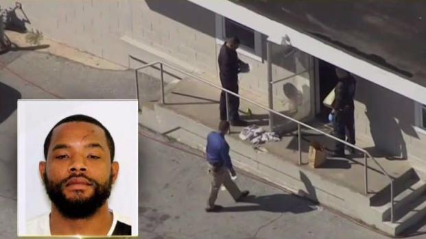 [DC] Multi-State Search Underway for Suspected Shooter